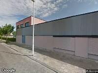 Besteld ambulance vervoer naar Wijtingstraat in Hoogvliet Rotterdam
