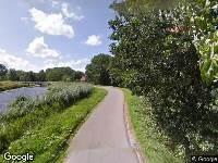 112 melding Ambulance naar Kromme Aarweg in Alphen aan den Rijn