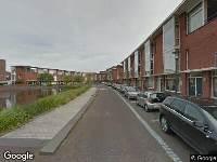 112 melding Besteld ambulance vervoer naar Aviolandaplein in Papendrecht