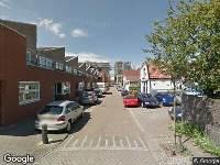 112 melding Ambulance naar Zuidervaldeurstraat in Zaandam