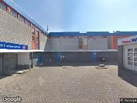 112 melding Ambulance naar Ridderhof in Alphen aan den Rijn