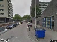 Ambulance naar Christiaan de Wetstraat in Rotterdam