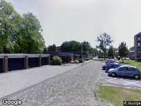 Ambulance naar Angelslo in Rotterdam