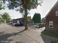 112 melding Politie naar Tramstraat in Nistelrode vanwege ongeval met letsel