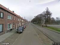 112 melding Ambulance naar Melis Stokestraat in Tilburg
