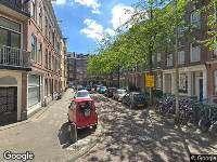 112 melding Ambulance naar Tweede Sweelinckstraat in Amsterdam