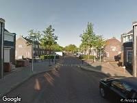 112 melding Brandweer naar Arcadeltstraat in Eindhoven