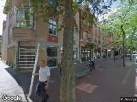 112 melding Ambulance naar Nieuwstraat in Eindhoven