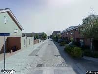 112 melding Ambulance naar Komkommerstraat in Wateringen