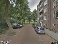 112 melding Ambulance naar Fritz Conijnstraat in Amsterdam