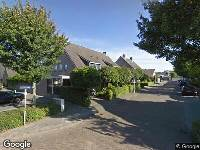 Ambulance naar Galubastraat in Dorst
