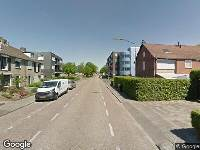 Ambulance naar Anjerstraat in Dongen