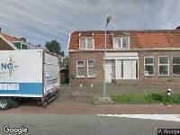 112 melding Ambulance naar Kramerstraat in Zaandam