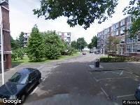 Ambulance naar Ilpenstein in Rotterdam