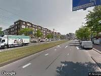 112 melding Ambulance naar Schieweg in Rotterdam