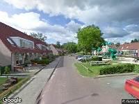 112 melding Ambulance naar Johanniterweg in Doorwerth