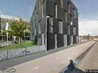 Brandweer naar Maartvlinder in Utrecht vanwege een buitenbrand