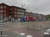 112 melding Ambulance naar Wolphaertsbocht in Rotterdam