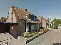 112 melding Ambulance naar Borselestraat in Tilburg