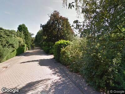 Politie naar Graaf Bentincklaan in Rhoon