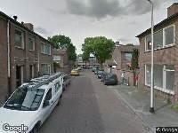 112 melding Ambulance naar Graaf Ottostraat in Tilburg