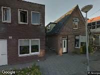 112 melding Ambulance naar Oosterstraat in Noord-Scharwoude