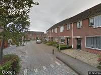 112 melding Ambulance naar Patrijs in Ridderkerk
