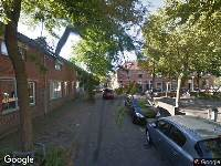 112 melding Ambulance naar Carthuyzerstraat in Delft