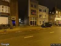 112 melding Ambulance naar Grote Berg in Eindhoven