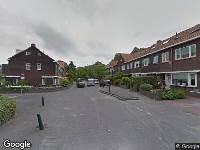 Ambulance naar Julianalaan in Vlaardingen