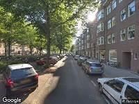 112 melding Brandweer naar Van Tuyll van Serooskerkenweg in Amsterdam