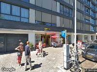 112 melding Ambulance naar Sloterkade in Amsterdam
