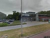 Ambulance naar Kopenhagenlaan in Vlaardingen