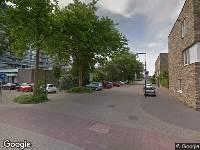 Ambulance naar Marnixlaan in Vlaardingen