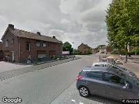 112 melding Ambulance naar Hubertusstraat in Echt