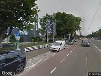 Ambulance naar Prinses Margrietlaan in Rotterdam
