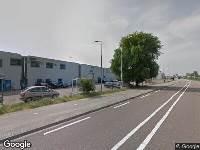 112 melding Brandweer naar Vliegveldweg in Maastricht-Airport