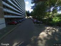 112 melding Ambulance naar Bergblauwstraat in Zaandam