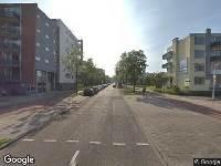Ambulance naar Vijf Meilaan in Leiden