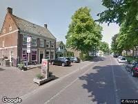 112 melding Besteld ambulance vervoer naar Slimstraat in Udenhout