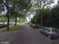 Ambulance naar Willem de Zwijgerlaan in Vlaardingen