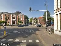 112 melding Ambulance naar Kleine Houtweg in Haarlem