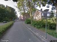 Brandweer naar Wielewaalstraat in Vlaardingen vanwege brand