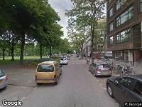 Ambulance naar Noorderhavenkade in Rotterdam