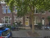 112 melding Besteld ambulance vervoer naar Lakenkopersstraat in Haarlem