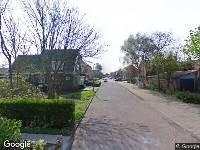 112 melding Ambulance naar Slingerweg in Hippolytushoef