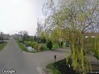 112 melding Brandweer naar Vrouwgelenweg in Hendrik-Ido-Ambacht vanwege personen te water