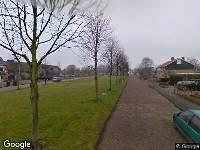 112 melding Ambulance naar Brinkweg in Wieringerwerf