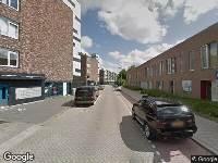 112 melding Ambulance naar Dr. Kuyperlaan in Schiedam