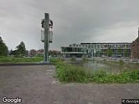 112 melding Ambulance en brandweer naar Raadhuisplein in Zwijndrecht